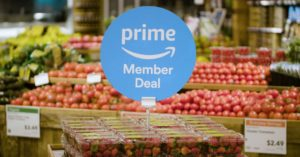 Amazon could make a big impact in health by helping people eat better