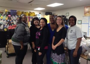 Teaming Up With the Healthy Family Project in Sacramento